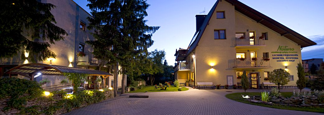 ośrodek rehabilitacji w Busko Zdroju